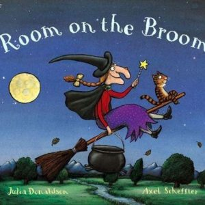 ingles divertido room on the broom