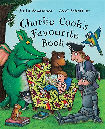 ingles divertido charlie cook s favourite book