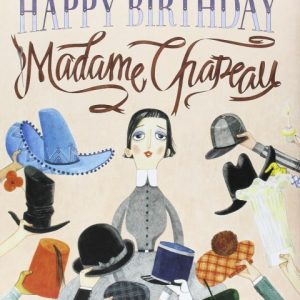 ingles divertido happy birthday madame chapeau