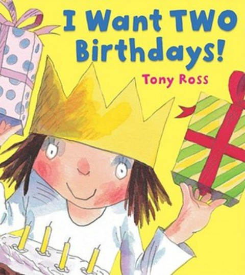 ingles divertido i want two birthdays