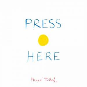 press here-ingles-divertido