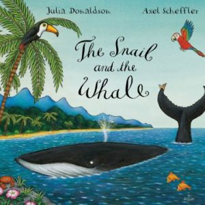 ingles divertido the snail and the whale