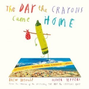 ingles divertido the day the crayons came home