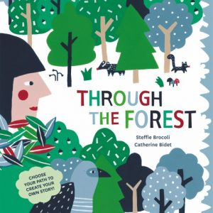 ingles divertido through the forest