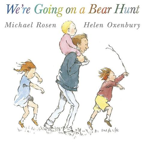 ingles divertido we re going on a bear hunt