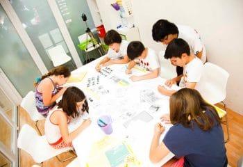 Clases de inglés para chicos de ESO y Bachillerato