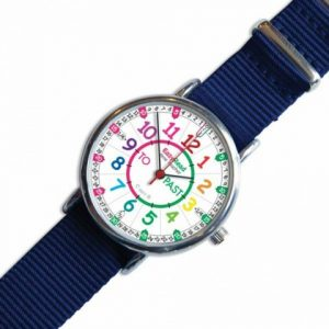 ingles divertido easyread time teacher azul