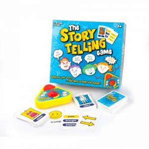 ingles divertido the storytelling game