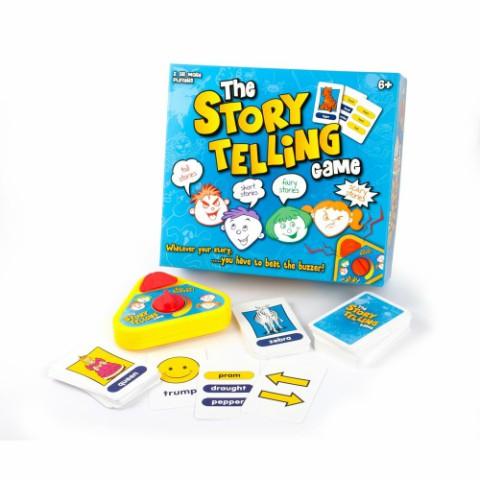 ingles divertido the storytelling game