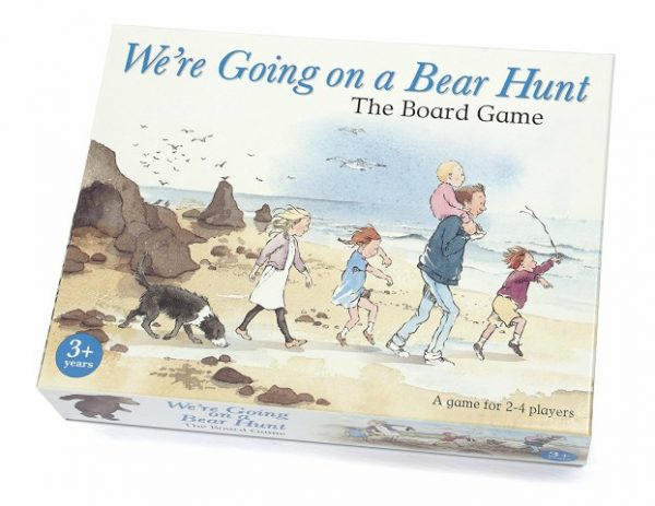 ingles divertido we re going on a bear hunt board-game