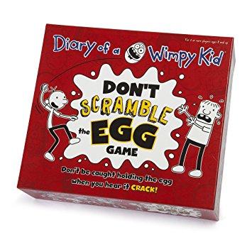 don't scramble the egg