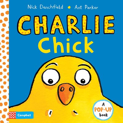 charlie chick inglés divertido