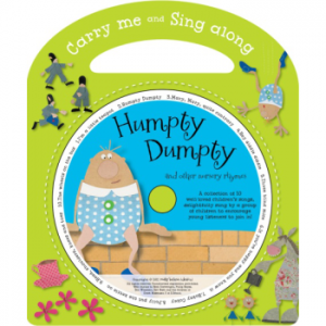 humpty dumpty carry me and sing along inglés divertido