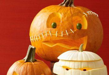 taller en familia pumpkin carving