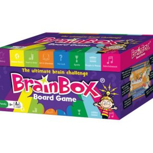 brainbox board game ingles divertido