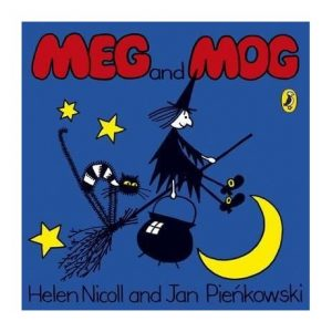 meg and mog ingles divertido