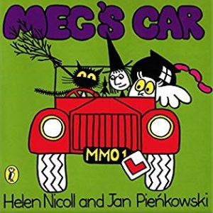 Meg's Car ingles divertido