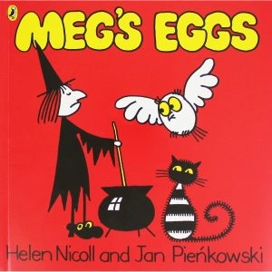 meg's eggs ingles divertido