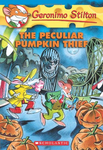 the peculiar pumpkin thief ingles divertido