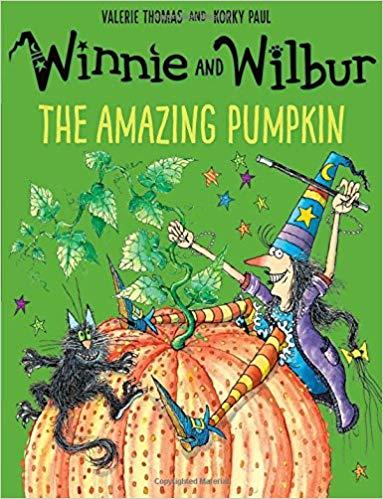 winnie and wilbur the amazing pumpkin