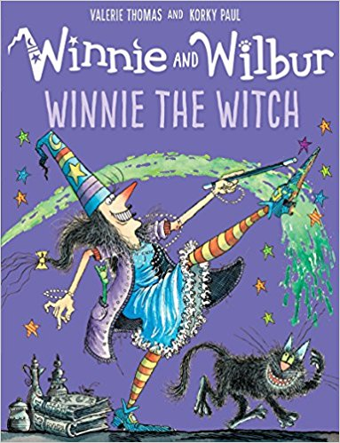 winnie the witch ingles divertido