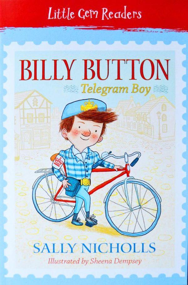billy button telegram boy