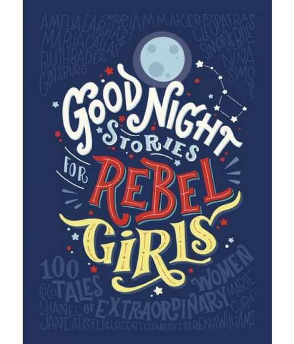 good night stories for rebel girls ingles divertido