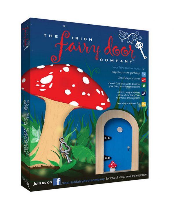 irish fairy door ingles divertido