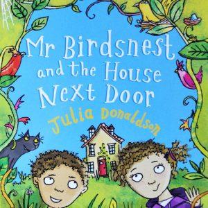 mr birds nest and the house next door