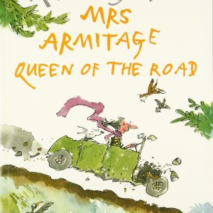 mrs armitage queen of the road inglés divertido