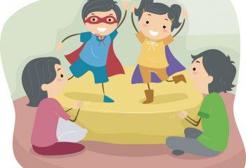 taller de teatro en familia inglés divertido