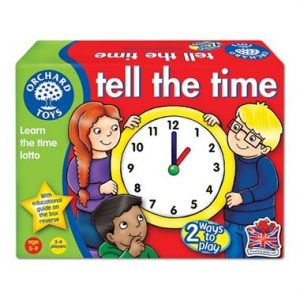 tell the time inglés divertido
