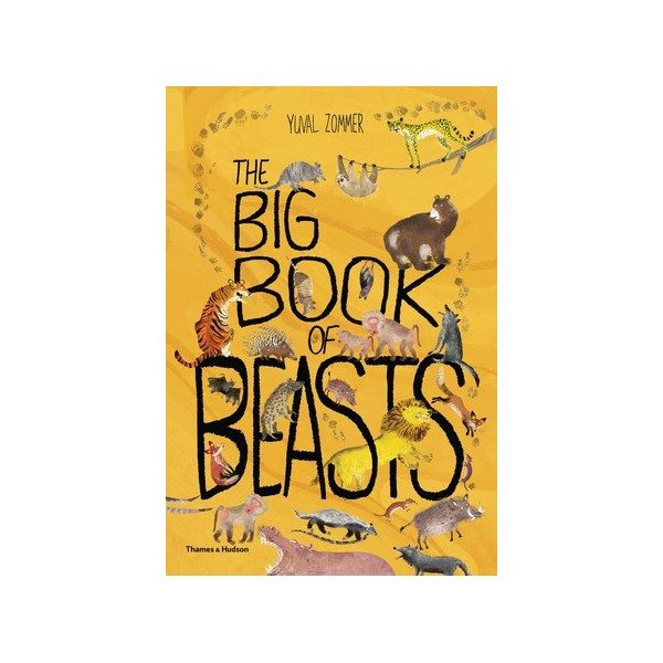 the big book of beasts ingles divertido