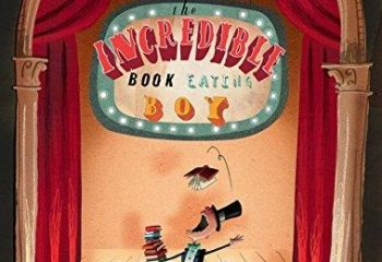the incredible book eating boy ingles divertido