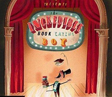 the incredible book eating boy ingles divertido