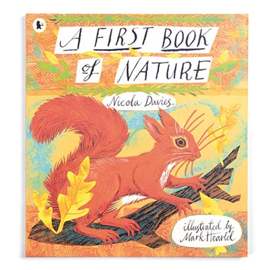 a first book of nature inglés divertido