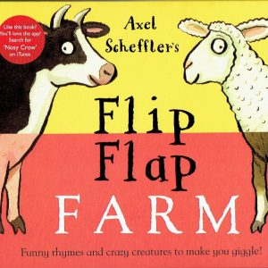 flip flap farm inglés divertido