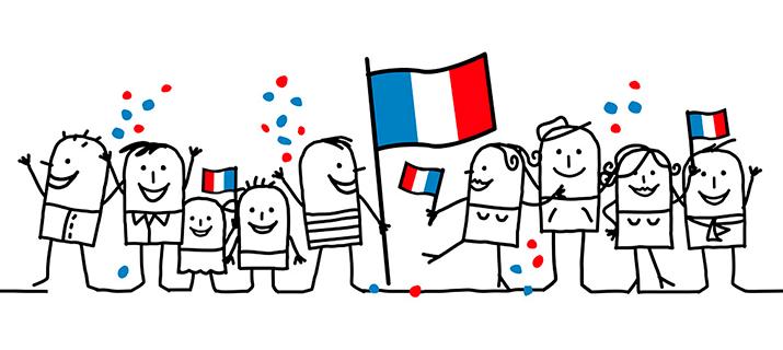 Clas de francés para niños de Primaria en Granada