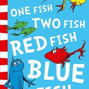 one fish two fish red fish blue fish inglés divertido