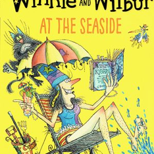 winnie and wilbur at the seaside inglés divertido