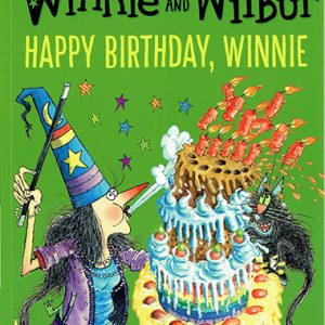 winnie and wilbur happy birthday winnie inglés divertido