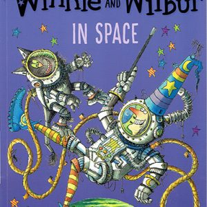 winnie and wilbur in space inglés divertido