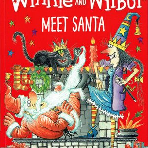 winnie and wilbur meet santa inglés divertido