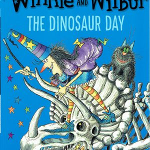 winnie and wilbur the dinosaur day inglés divertido