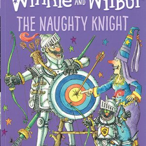 winnie and wilbur the naughty knight inglés divertido