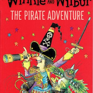 winnie and wilbur the pirate adventure inglés divertido