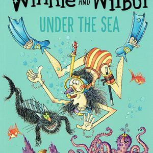winnie and wilbur under the sea inglés divertido