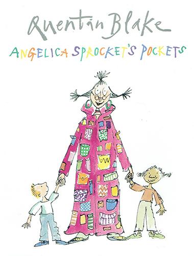 angelica sprocket's pockets inglés divertido
