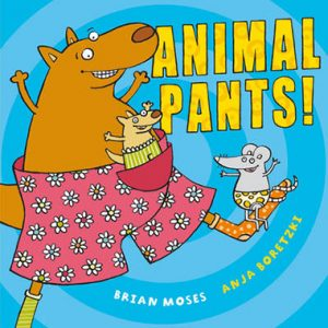 animal pants inglés divertido