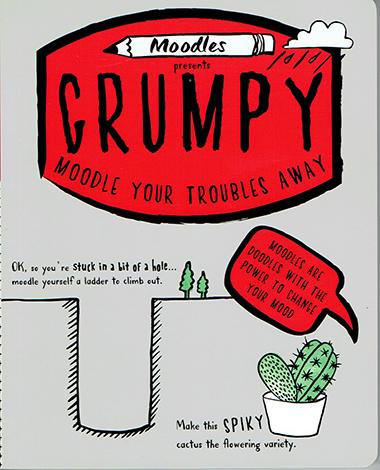 grumpy moodle your troubles away inglés divertido
